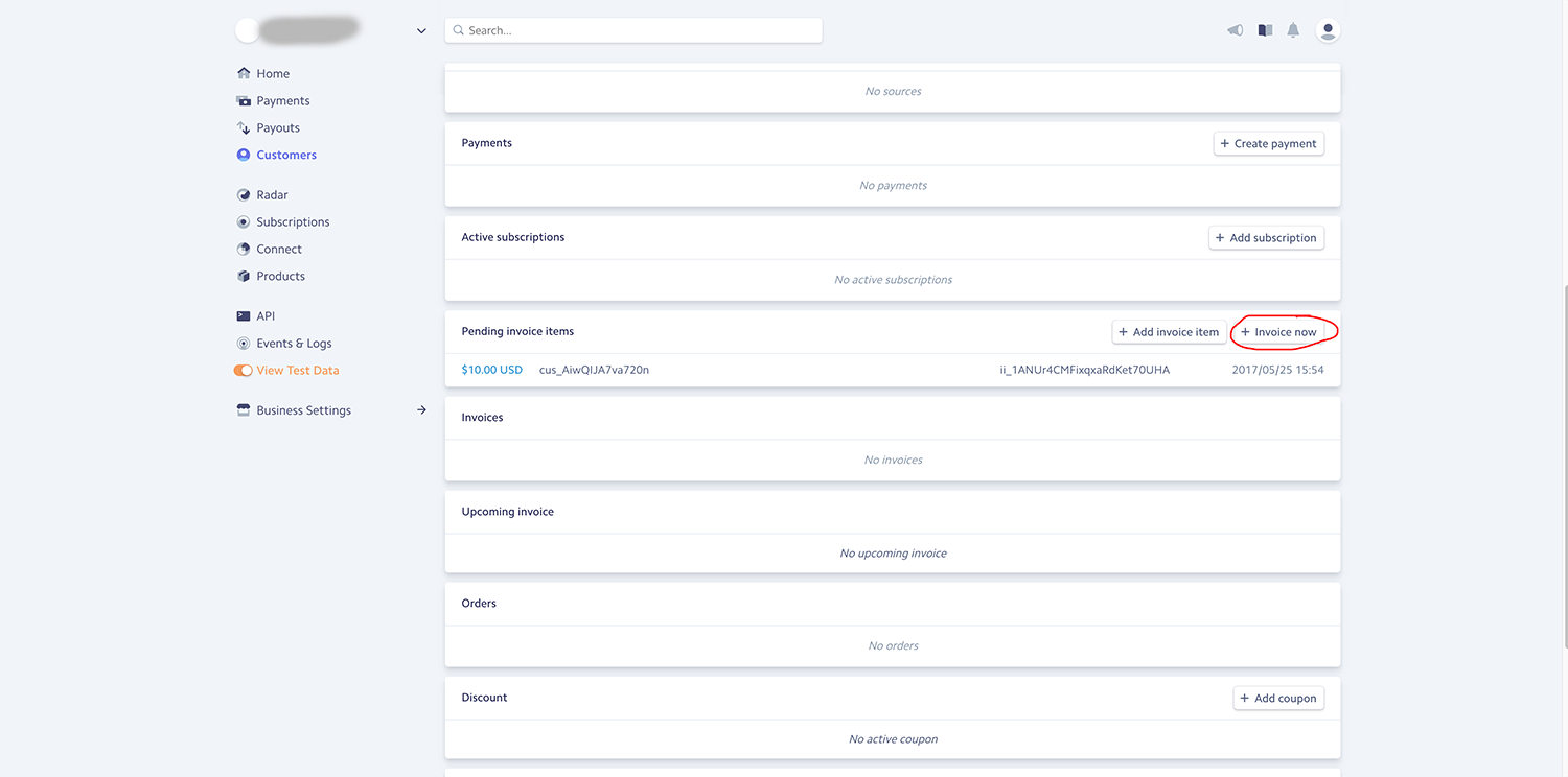 Testing webhooks in stripe subscription payments truespot media.